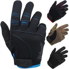 Biltwell Mens Street Riding Cycle Protection Moto Gloves