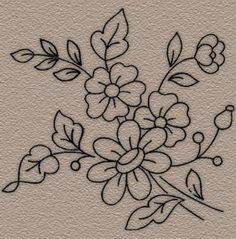 Embroidery Designs Religious Crosses Embroidery Patterns For Pillowcases Mexican Embroidery, Hand Embroidery Patterns, Ribbon Embroidery, Cross Stitch Embroidery, Machine Embroidery, Fabric Painting, Embroidered Flowers, Needlework, Sketches