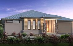 The Grandview Home - Browse Customisation Options | Metricon