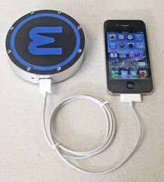 Epiphany onE Puck – Charge your smartphone with your hot or cold drinks! | Ufunk.net