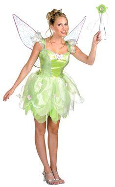 Spring Fairy Fancy Dress Costume Ladies Godmother Pixie Bookweek 16-18 Glinda