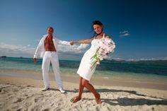 nice couple at Paradis hotel Mauritius