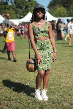 It's Africa-Inspired: What to Wear at a Festival