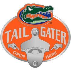 Florida Gators NCAA Tailgater Logo Hitch Cover
