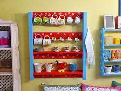 <p>Saiba aproveitar esse suporte de madeira para confeccionar peças para sua casa</p>
