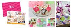Girl's ice cream birthday party ideas