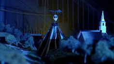 """Jack Skellington first appeared in Beetlejuice (1988). His head can be seen atop Beetlejuice's carnival hat. 