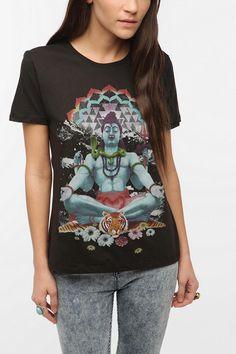 Corner Shop Shiva Tee Online Only