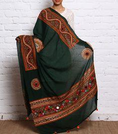 Kutch Embroidery Dupatta