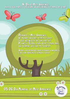 Endomarketing Dia do Meio Ambiente Soberana Graça