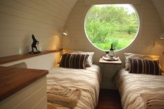 Loch Ness Glamping. Someone make this dream come true for me?