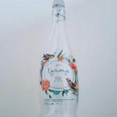 promo #giftidea water bottle garland 1lt #sale  www.tappiebottiglie.it eu seller