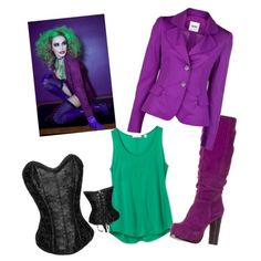 The Joker Costume