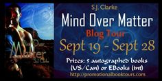 A Tour of Mind Over Matter With Autographed Copies Up For Grabs