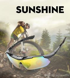 2017 Man Outdoor Sports Bike Sunglasses With Accessories Pc Uv400 Removabile Sun Glasses Goggle Sportsman Sunglasses Baby Sunglasses Designer Eyeglasses From Esovision2016, $35.18| Dhgate.Com