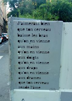 Petite Poissone rue Alsace Lorraine Lyon 1er Deep Texts, Philosophical Quotes, French Expressions, Love Text, Pretty Quotes, French Quotes, Some Quotes, Pretty Words, Smart People