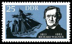 Richard Wagner (22/05/1813 - 13/02/1883)
