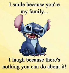 """Next time I'm alone and a stranger starts talking to me. I'll look at her in shock and whisper """"You can see me""""? Funny True Quotes, Funny Relatable Memes, Cute Quotes, Funny Texts, Disney Jokes, Funny Disney Memes, Lilo And Stitch Memes, Stich Quotes, Lelo And Stitch"""