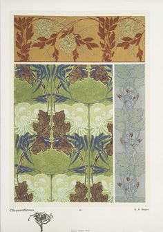 Chrysanthèmes ([1902])