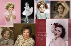 Farewell Curly Top - Shirley Temple Black (54 pieces)