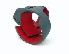 Dood II, 2012 Steel, paint 11 x 11 x 7 inch (28 x 28 x 18 cm) http://eelkevanwillegen.nl/