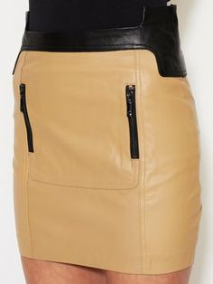 Galo Mini Skirt $100