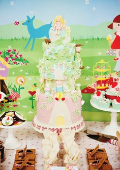 Magic Faraway Tree party - LOVE everything about this party!!!