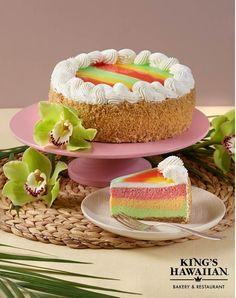 King's Hawaiian Paradise Cheesecake