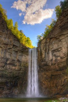 Taughannock Falls - New York