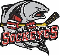 1972, Richmond Sockeyes (Richmond,BC) Minoru Arena #RichmondSockeyes #Richmond #PJHL (L6253)