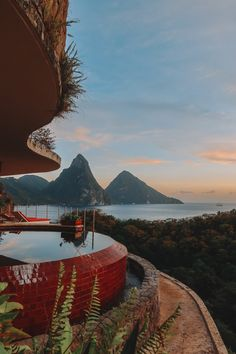 10 Best Places to Visit in 2020 + Our Travel Plans. everywhere you need to travel to this year! From Europe to Asia and everywhere in between. The Places Youll Go, Cool Places To Visit, Places To Travel, Places To Go, Vacation Places, Vacation Ideas, Jade Mountain St Lucia, Romantic Honeymoon, St Lucia Honeymoon
