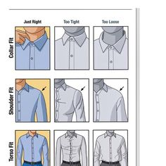 ##markanthonyshirttips #shirts #fit #mensshirts #Trendyshirts #Casualshirts #Formalshirts Yesterday tutorial was on the parts of a shirt and I'll show you how a shirt should fit. @fashiontrendyfee @imajumaican