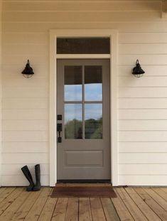 Gorgeous modern farmhouse exterior design ideas (59)