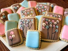 Decorated Cookies -