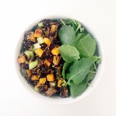roasted winter squash and wild rice salad (  Thanksgiving recipe roundup)! on Clean Food Dirty City → This week I'm rounding up some of my favorite Thanksgiving recipes. Some are recipes from the blog, others are ones that my family has made for the last few years and there are a few that look amazing that we're planning to try out this year! I'm also sharing a recipe for a roasted winter squash and wild rice salad that is great as a holiday side but also doubles as a perfect, hearty lunch…