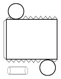 How to Make a Cylinder out of Cardboard. A cylinder is a geometric surface formed by the points at a fixed distance from a given straight line, forming what's called the axis of a. Teaching Geometry, Geometry Activities, Paper Folding Crafts, Paper Crafts Origami, Montessori Math, Montessori Materials, Prisma Pentagonal, Printable Shapes, Shapes For Kids