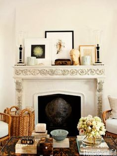 FOCAL POINT STYLING: 20 FIREPLACE DESIGN IDEAS TO CREATE WINTER WARMTH