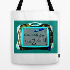 @ 2 years Tote Bag by Megan Spencer - $22.00