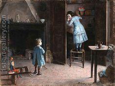 Henry Jules Jean Geoffroy (1853 -1924) – Pintor Francês_21