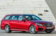 2014 Mercedes-Benz E-Class Sedan and Estate Facelift