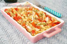 Soğanlı Patlıcan Salatası Tarifi - Kevser'in Mutfağı - Yemek Tarifleri