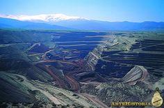 Minas de Hierro de Alquife.Guadix Spain.