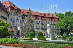 Slovensko - malá, veľká krajina: Západné Slovensko, Piešťany, kúpele, Slovakia travel
