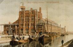 Huizersdijk (Suikerfabriek Azelma)