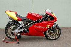 Ducati Supermono Racer.  Rare, beautiful and fast (for a single)
