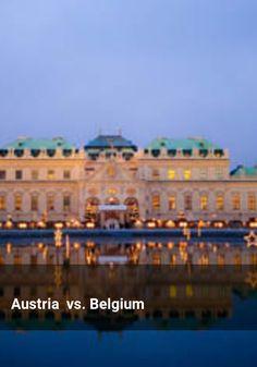 Austria vs. Belgium : which is more expensive?
