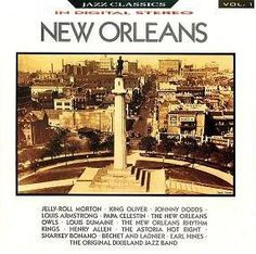 Jazz Classics in digital stereo: Vol.1:New Orleans