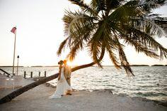 gorgeous Key Largo destination wedding // Palm Beach Photography, Inc