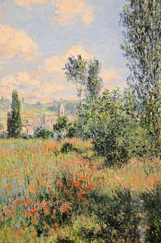 Claude Monet, Monet Paintings, Impressionist Paintings, Abstract Paintings, Painting Art, Landscape Paintings, Monet Exhibition, Exhibition Film, Wow Art