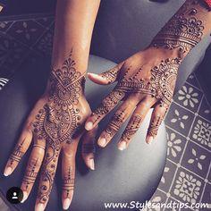 Unique And Easy Mehndi Design Latest Images For Back Hands 2019 Hena Designs, Henna Art Designs, Mehndi Designs For Girls, Mehandi Designs, Latest Simple Mehndi Designs, Arabic Bridal Mehndi Designs, Arte Mehndi, Mehendi, Simple Henna